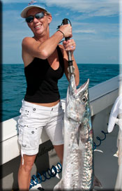 wreck and reef fishing key west kingfish