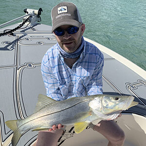 Backcountry Fishing Snook