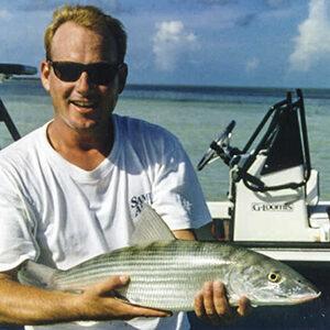 Florida Keys Bonefishing Guide