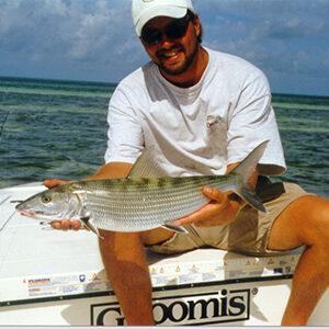 fly fishing bonefish