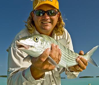 Key West bonefishing guide