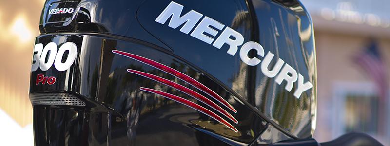 Mercury Verado Fourstroke Outboards