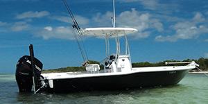 Tidewater 24 baymax bay boat