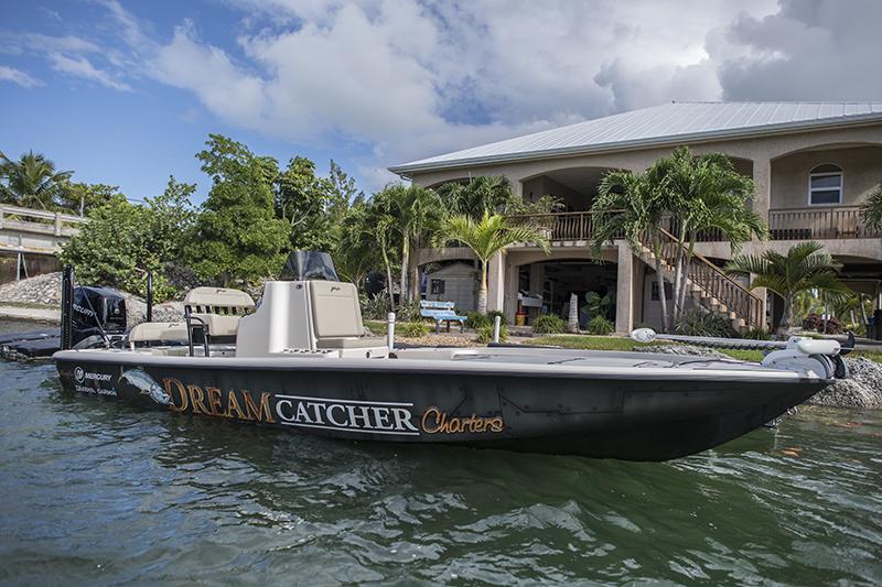 Yellowfin 24 Bay Boat