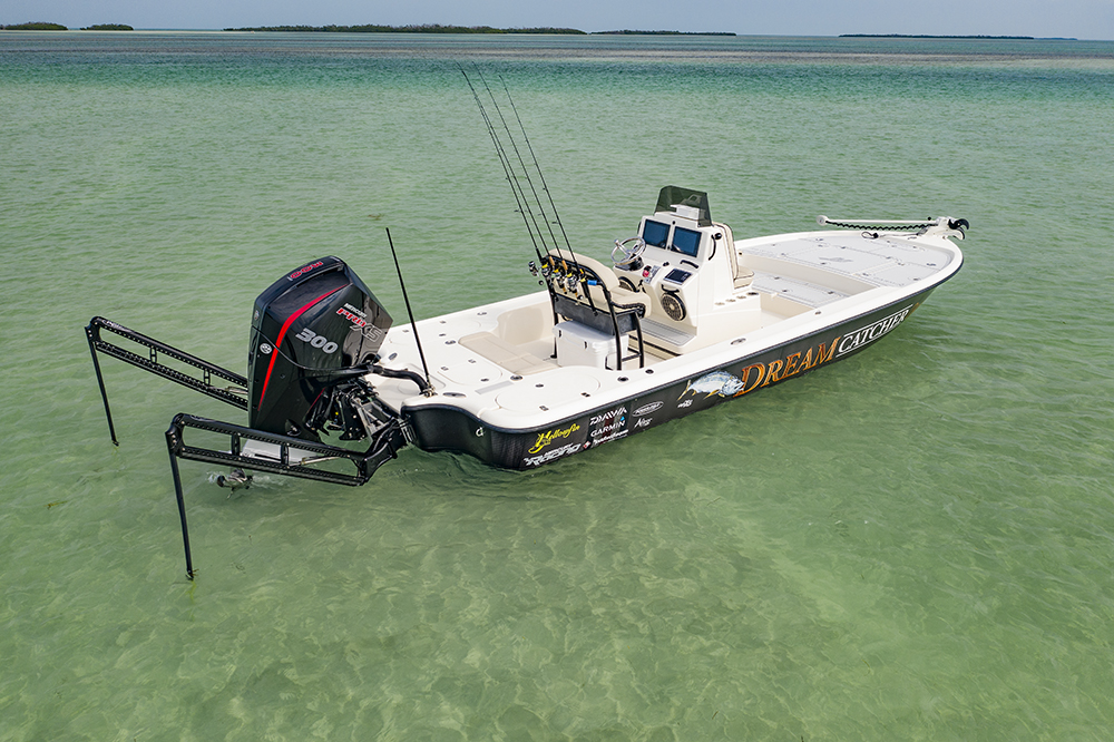 2015 Yellowfin Carbon elite Mercury 300 Pro XS