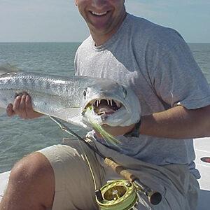 barracuda fly fishing