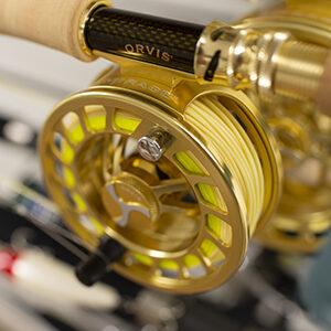 Orvis Fly Reels fishing equipment