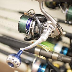 Key West fishing gear