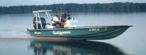 Lake and Bay Boca Grande Flats Boat