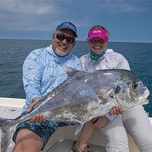 African Pompano Dry Tortugas Fishing