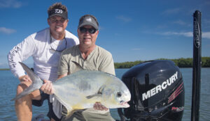 Marquesas Keys fishing winter Permit
