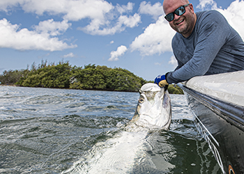 tarpon fishing april
