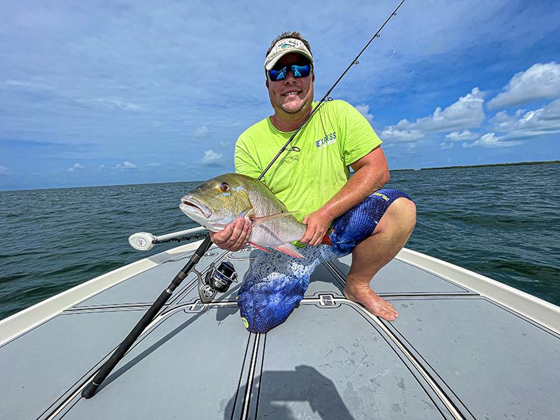Mutton Snapper, Fishing Key West Marquesas Keys
